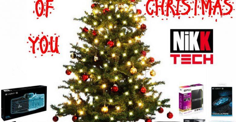 Photo of NikKTech Christmas 2014 Worldwide Giveaway