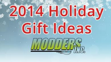 2014 Last Minute Holiday Gift Ideas for Modders gift ideas