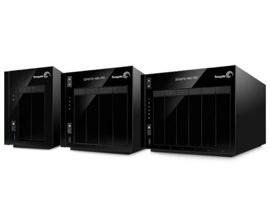 Seagate NAS Pro DP-6 Network Attached Storage Review Hard Drive, Intel, NAS, Seagate 3