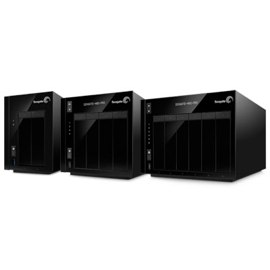 Photo of Seagate NAS Pro DP-6 Network Attached Storage Review