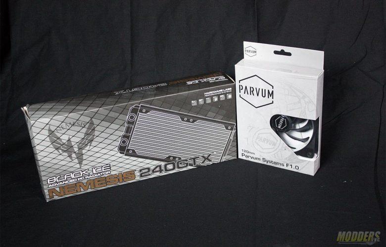 Parvum VS Noiseblocker
