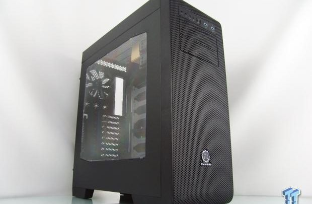Photo of Thermaltake Core V41 Mid-Tower Chassis Review