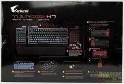 Aorus Thunder K7 Keyboard