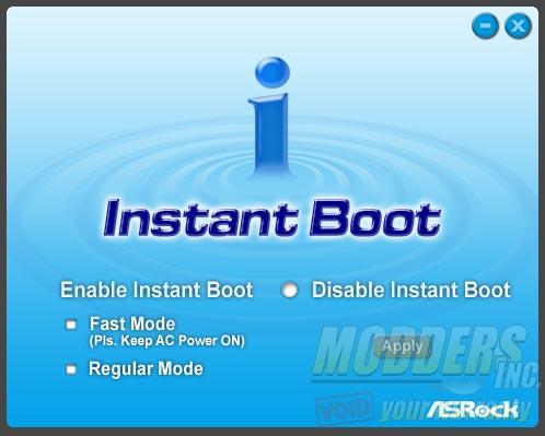 instantboot