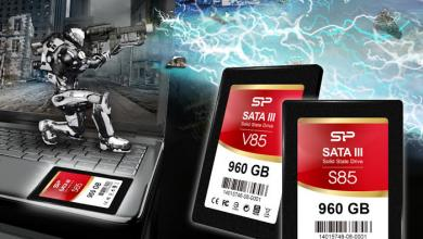 Silicon Power Unveils the New Gaming-Grade Solid State Drives ─ Slim S85 & Velox V85 silicon power