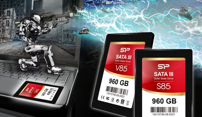 Photo of Silicon Power Unveils the New Gaming-Grade Solid State Drives ─ Slim S85 & Velox V85