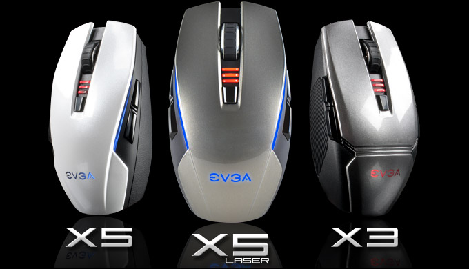 Photo of EVGA Adds X5 and X3 Mice to Torq Gaming Line
