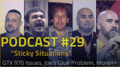 Photo of Podcast #29 – Sticky Situations