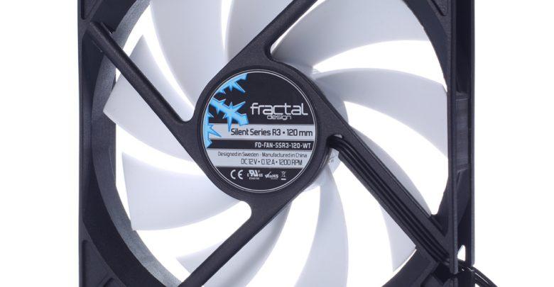 Photo of Fractal Design- Silent Series R3 Fan Series Announced