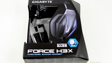 GIGABYTE Force H3X Gaming Headset Review Gaming, Gigabyte, Headset 5