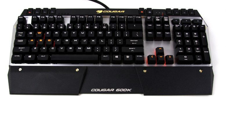 Photo of Cougar 600K Gaming Keyboard Review