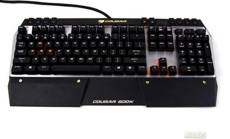 Photo of Cougar 600K Gaming Keyboard Review