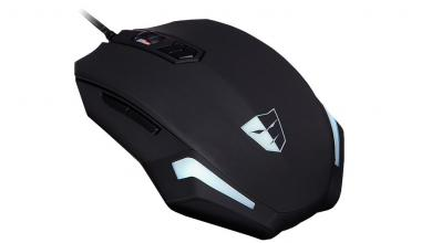 Photo of Tesoro Launches Gungnir Black Optical Gaming Mouse with Customizable RGB Illumination in North America
