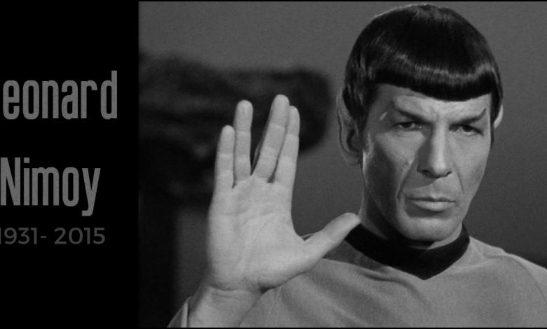 Photo of Leonard Nimoy 1931 – 2015