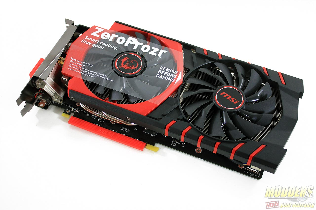 MSI GTX 960 Gaming 2G Video Card Review: Aggressive yet