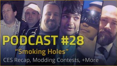 Photo of Podcast #28 – Smoking Holes
