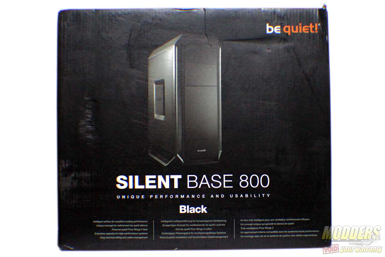 Be Quiet Silent Base 800 Computer Case Review be quiet!, Case, Full Tower, silent base 800