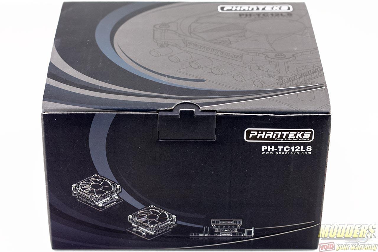 Phanteks PH-TC12LS CPU Cooler Review: Low-Profile, High Value tc12ls 23