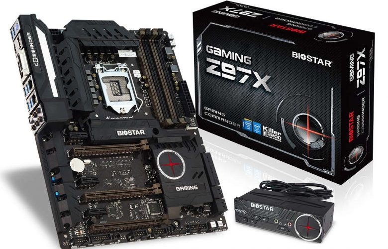 Biostar Gaming Z97X Commander Motherboard