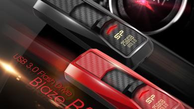 Silicon Power Releases the Blaze B50 USB 3.0 Flash Drive USB 3.0