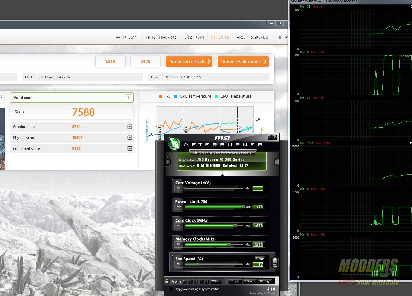 PowerColor R9 285 TurboDuo 1060MHz Core 1500MHz Memory