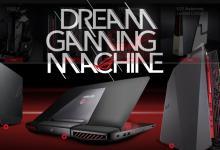 ASUS RoG Dream Gaming Machine Event ASUS, casemodding, contest, giveaway, rog 15
