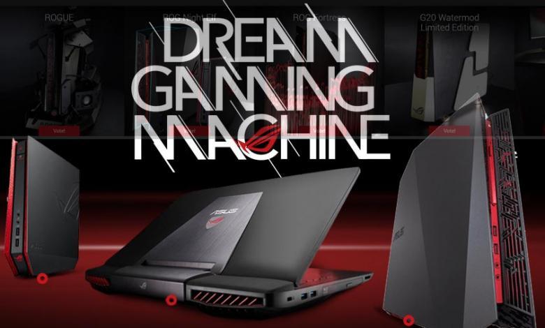 Photo of ASUS RoG Dream Gaming Machine Event