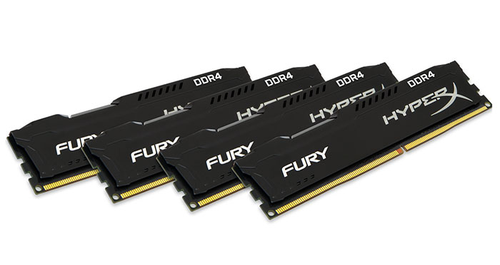 Photo of HyperX Announces New FURY DDR4 Memory and Extends High-capacity Predator DDR4 Kits
