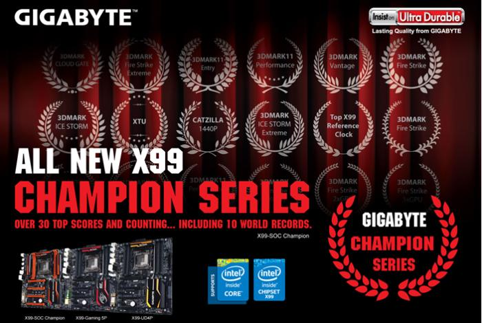 Photo of GIGABYTE Launches New X99 Champion Series Motherboards