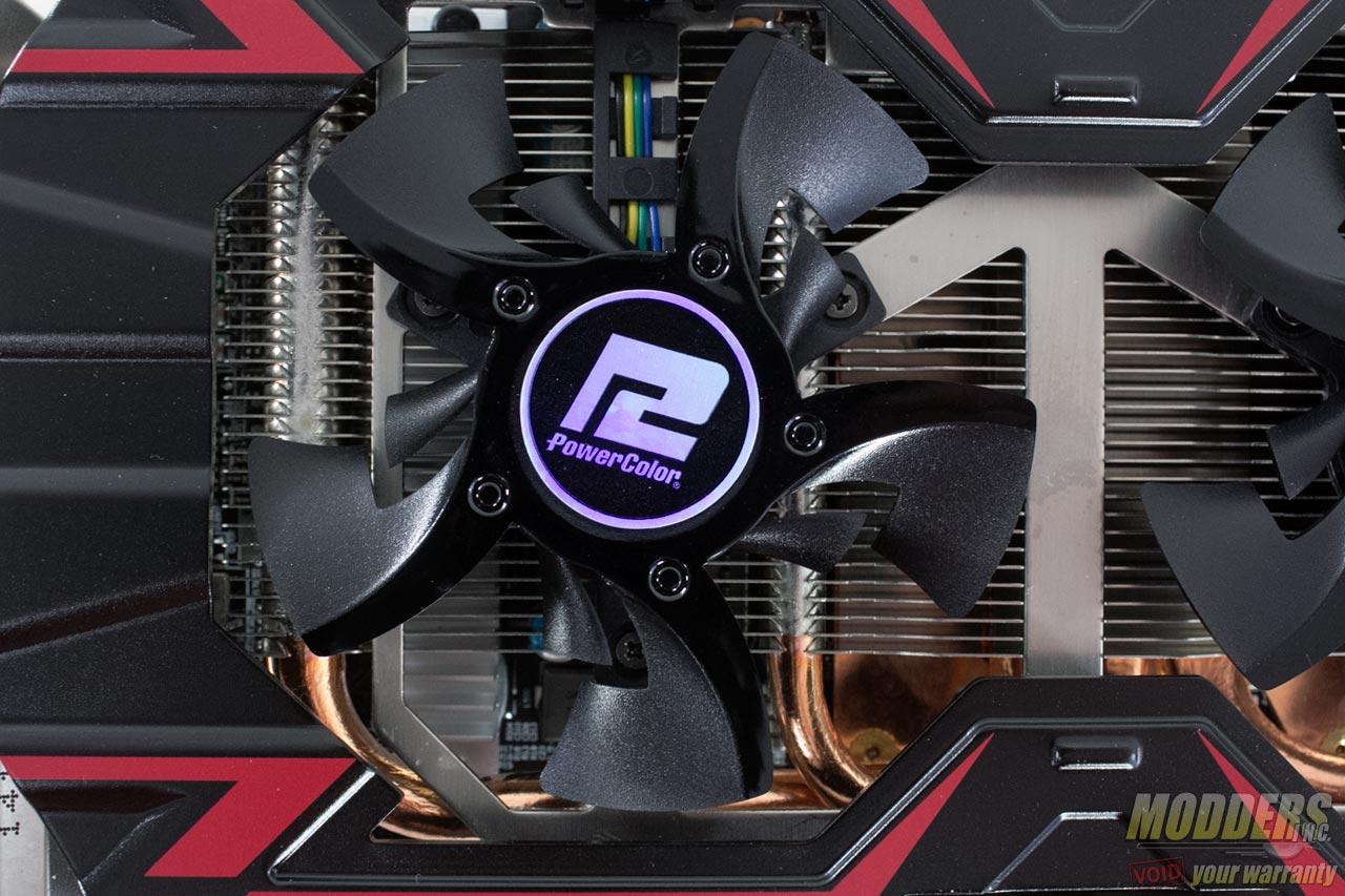 PowerColor R9 285 TurboDuo Cooler fan