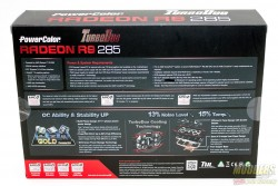 PowerColor R9 285 2GB Turbo Duo Review: It Takes Two to Tonga power color, powercolor, r9 285, Radeon, tonga, tul corporation, Video Card 2