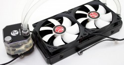 Raijintek Triton Review: A Bold Alternative 240mm, AlphaCool, coolant, Enermax, glycol, nepton, radiator, Raijintek, triton, triton core