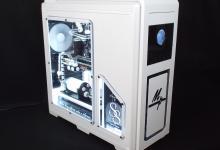 Boom Box by Shane McAnally boom box, Case, casemod, Enthoo, luxe, Phanteks, rgb, shane mcanally, white 14