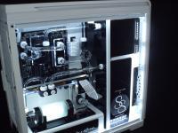 Boom Box by Shane McAnally boom box, Case, casemod, Enthoo, luxe, Phanteks, rgb, shane mcanally, white 4