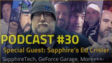 Photo of Podcast #30 – Guest: Sapphire's Ed Crisler