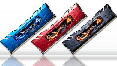 Photo of G.SKILL Announces Ripjaws 4 Series DDR4 Memory Kits