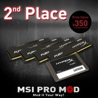 MSI Launches PRO MOD Online Competition casemod, competition, modding, MSI 2
