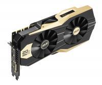 ASUS Announces Limited-Edition 20th Anniversary Golden Edition GTX 980 20th anniversary, ASUS, GeForce, gold, gtx 970, gtx 980, turbo 1