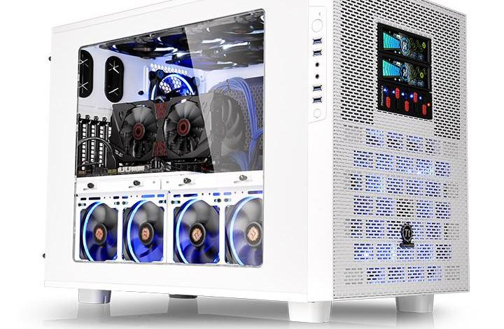 Photo of Thermaltake Introduces Snow Edition of the Core X9 Chassis
