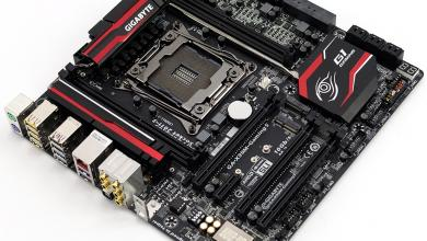 Gigabyte X99M Gaming 5 Motherboard Review ddr4, Gaming, Gigabyte, Haswell-E, Intel, mATX, overclock, x99 1
