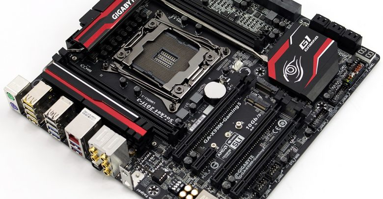Photo of Gigabyte X99M Gaming 5 Motherboard Review