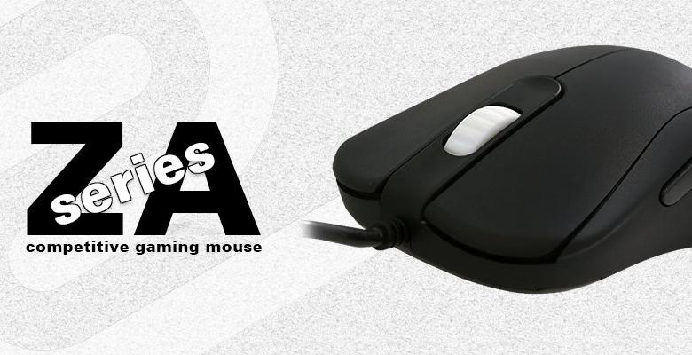 Photo of ZOWIE Gear Releases ZA Series Mice