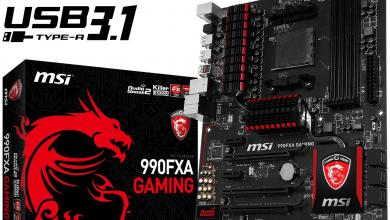 New MSI 990FXA AM3+ GAMING Motherboard Features USB 3.1 and NVMe Support 990fxa, Am3+, Motherboard, MSI, usb 3.1 2