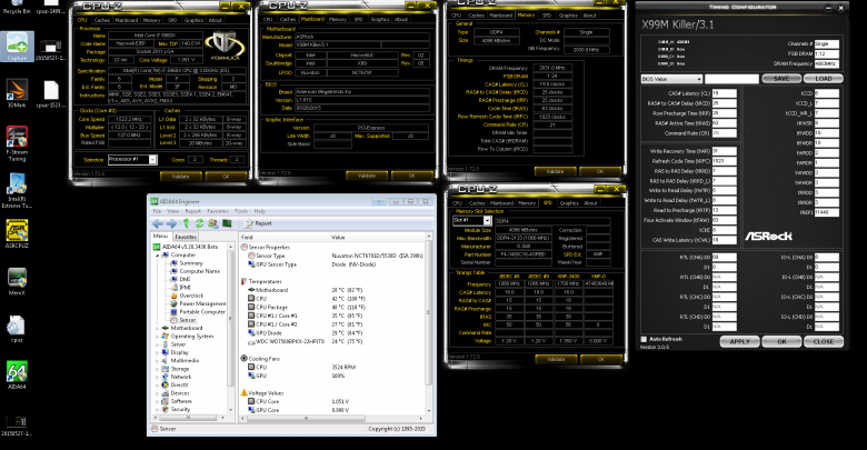 Photo of G.SKILL DDR4 Memory Achieves, Fastest Air-Cooling Record at 4062MHz with ASRock X99M Killer/3.1 Motherboard (PR)