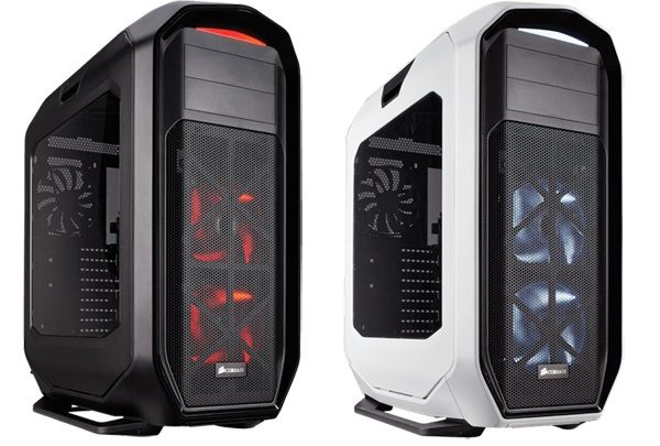 Photo of Corsair Graphite Series 780T White Full-Tower Case Review @ PCPerspective