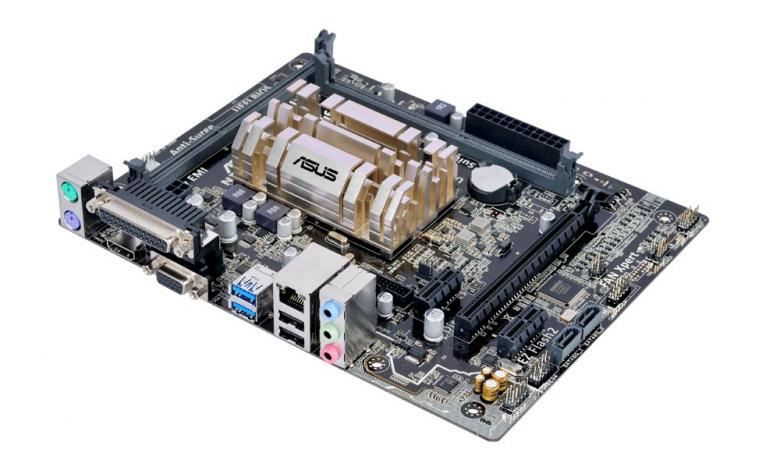 Photo of New ASUS N3150M-E Braswell SoC Motherboard Surfaces