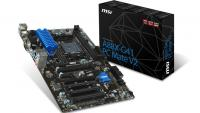 """MSI Prepared for Upcoming AMD """"Godavari"""" APU Release with Refreshed FM2+ Motherboards AMD, APU, eyefinity, FM2+, godavari, motherboards, MSI 5"""