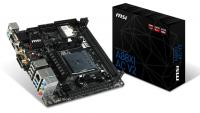 """MSI Prepared for Upcoming AMD """"Godavari"""" APU Release with Refreshed FM2+ Motherboards AMD, APU, eyefinity, FM2+, godavari, motherboards, MSI 4"""