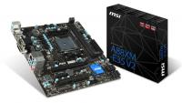 """MSI Prepared for Upcoming AMD """"Godavari"""" APU Release with Refreshed FM2+ Motherboards AMD, APU, eyefinity, FM2+, godavari, motherboards, MSI 3"""