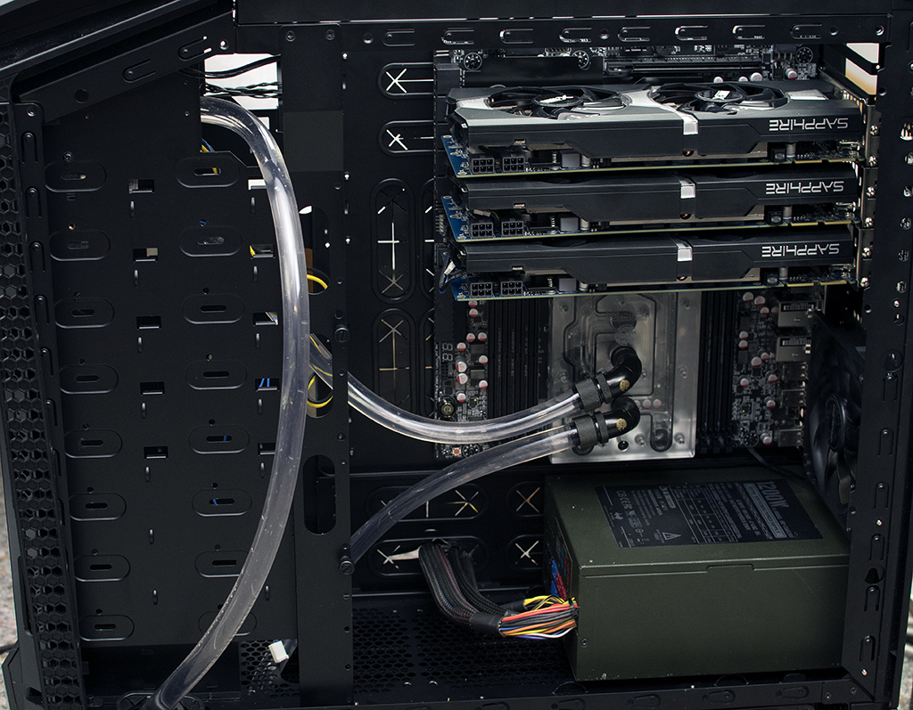 Origin Genesis PC Chassis Review – Part 2 — Page 2 of 4
